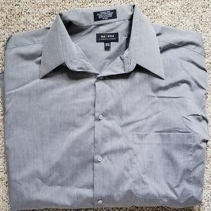 🇺🇸 Access Mens button down long sleeve shirt